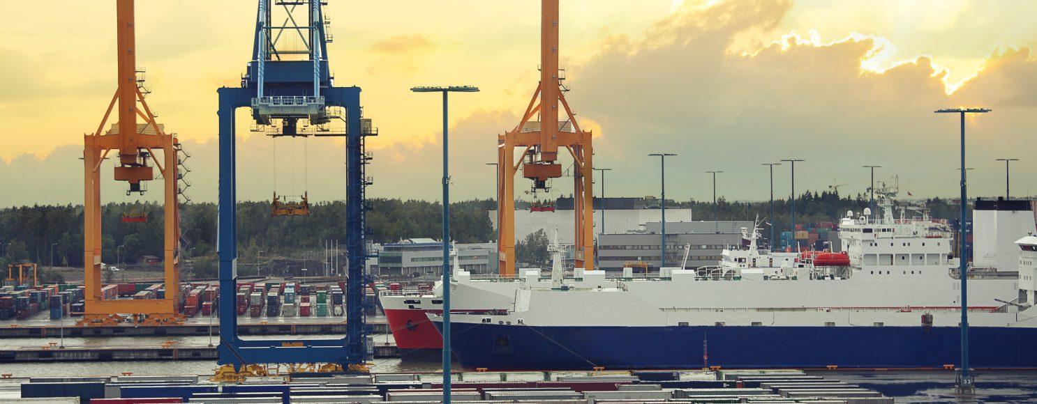 satama, Helsinki, logistiikka, kuljetus, Suomi